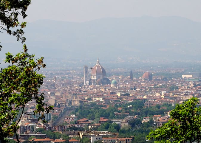 Florence with a view - Rignalla