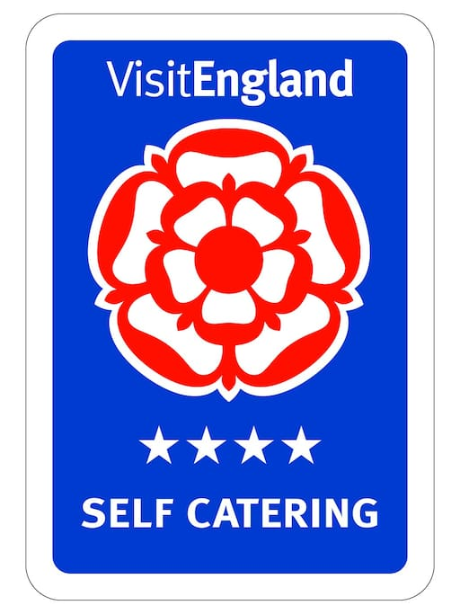 We are a member of the National Tourist Board and are fully assessed and annually inspected by Visit England.