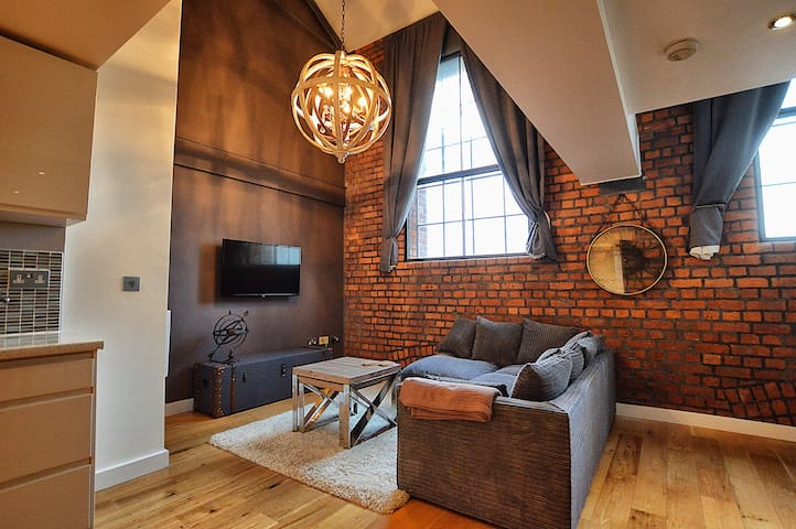 Luxury Duplex City Centre Apartment nr the Arena - Manchester - Apartment