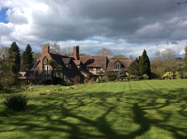 The Malt House Luxury Bed & Breakfast - Herefordshire - Rumah Tamu