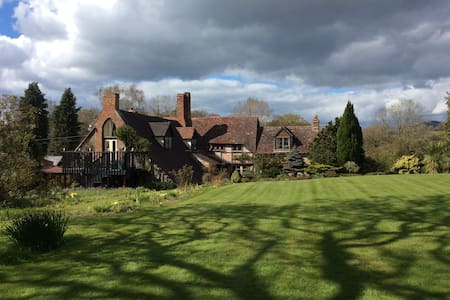 The Malt House Luxury Bed & Breakfast - Herefordshire - Domek gościnny