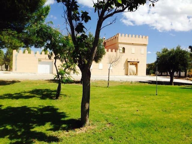 Castillo Moderno Rio y Desierto - Freila - Schloss