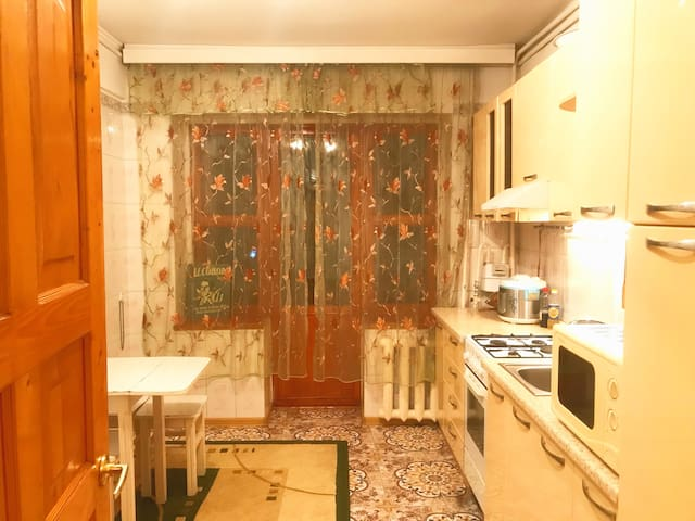 Luxury Almaty location | Cosy 1BD | Esentai Mall