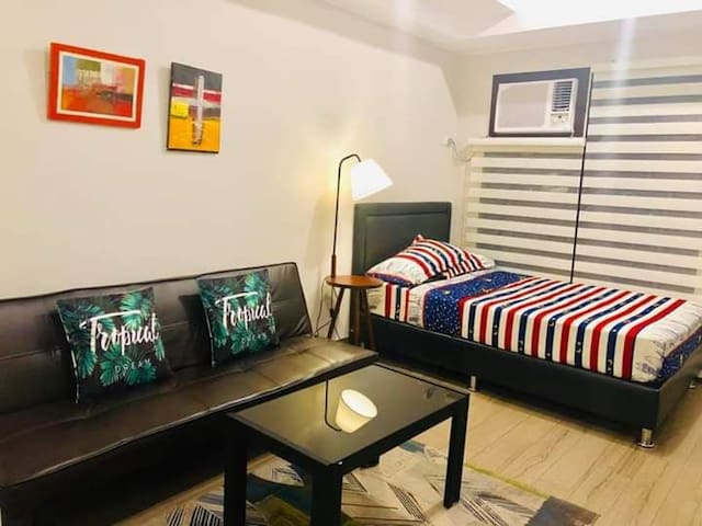 Affordable condominium w/ free use pool and gym