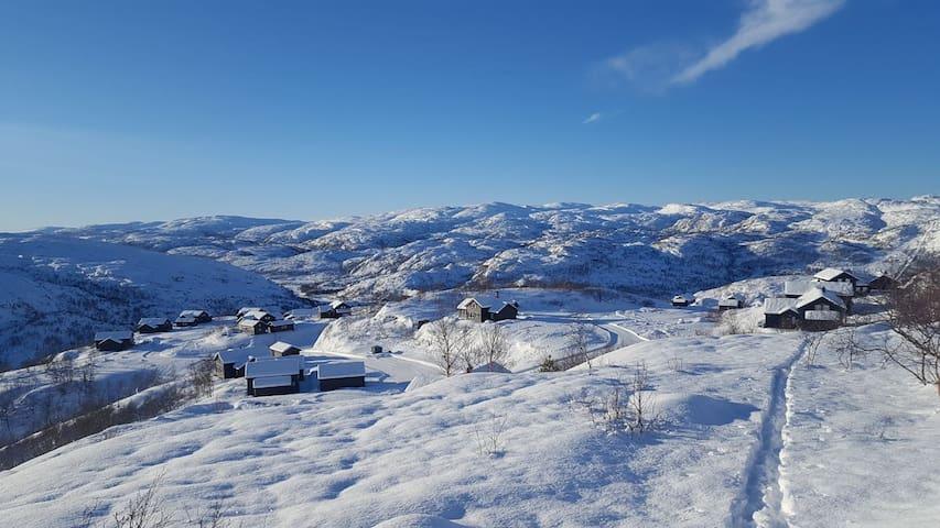 Cabin in Sirdal. Close to Kjerag and Lysebotn!