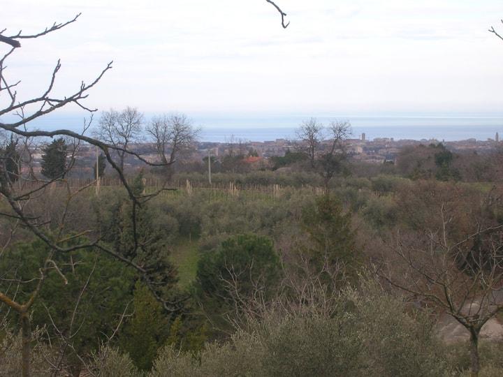 CASA VACANZE IN COLLINA