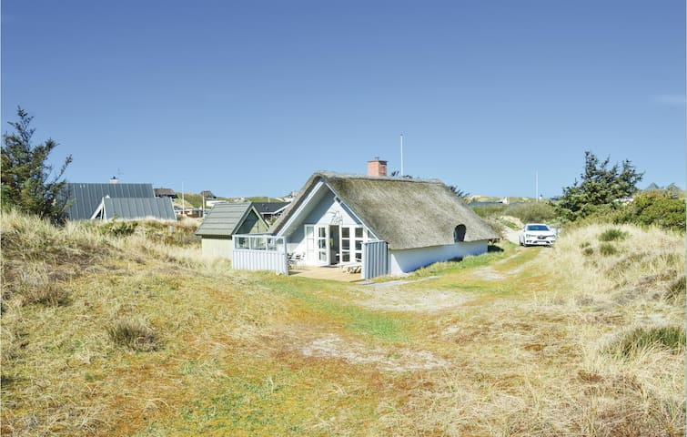 Holiday cottage with 1 bedroom on 60m² in Ringkøbing