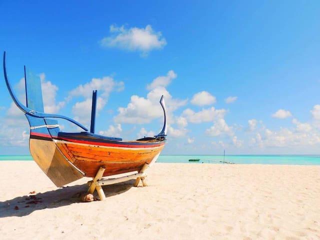 Fulidhoo island inn