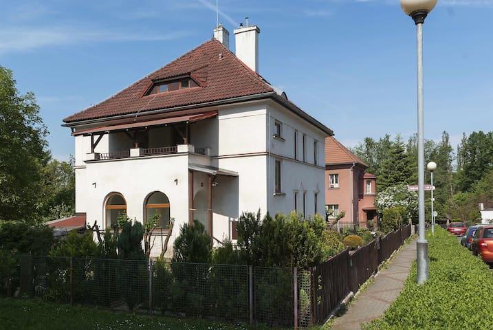 Spacious apartment  in Novy Bor