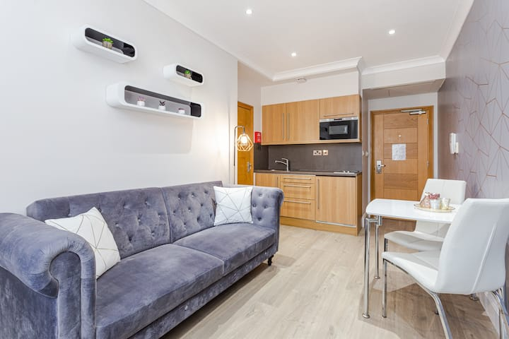 Executive one bedroom apartment in Russell Square