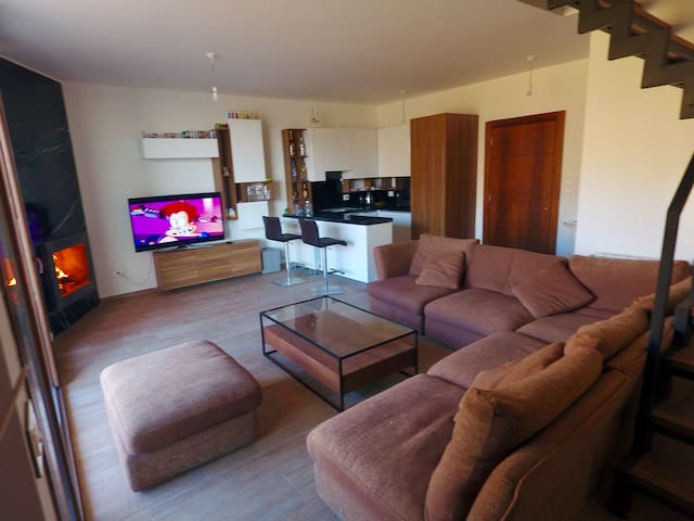 Amazing  new duplex chalet in THE VALLEY faraya