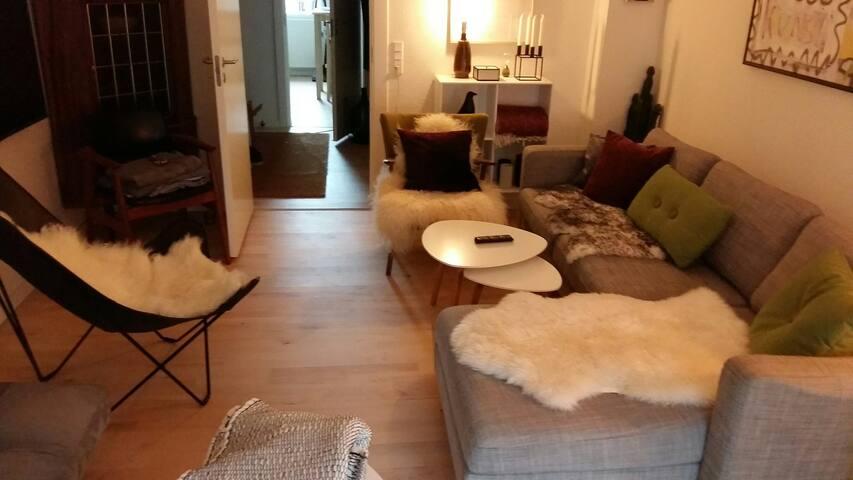 Lejlighed midt i Aalborg
