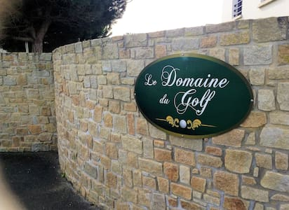 Maison 4/5 pers prox plages golf Pléneuf Val André - Pléneuf-Val-André - House