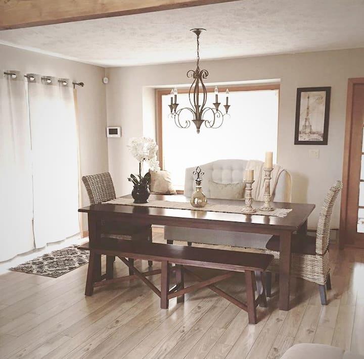 Luxury Mountain Home/Accomodates 12