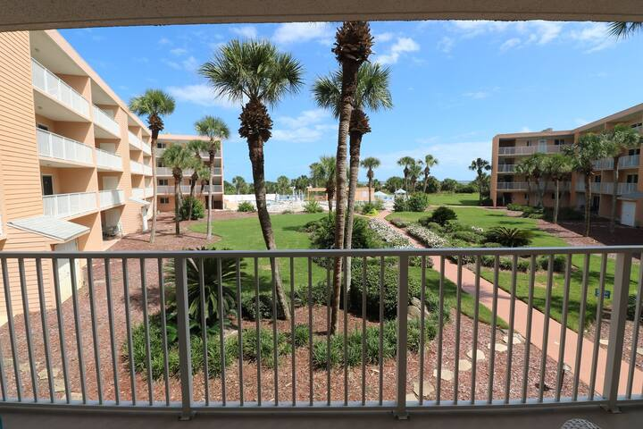 Luxury, Remodeled Condo with Stunning Ocean Views!  St. Augustine Beach & Tennis Club 213