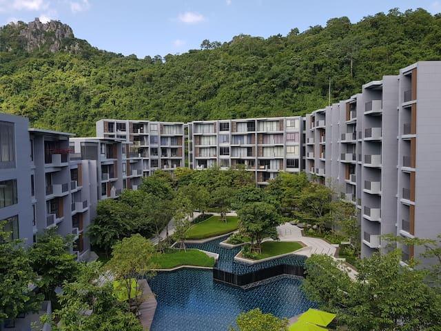 3 BR Condo - The Valley Khao Yai