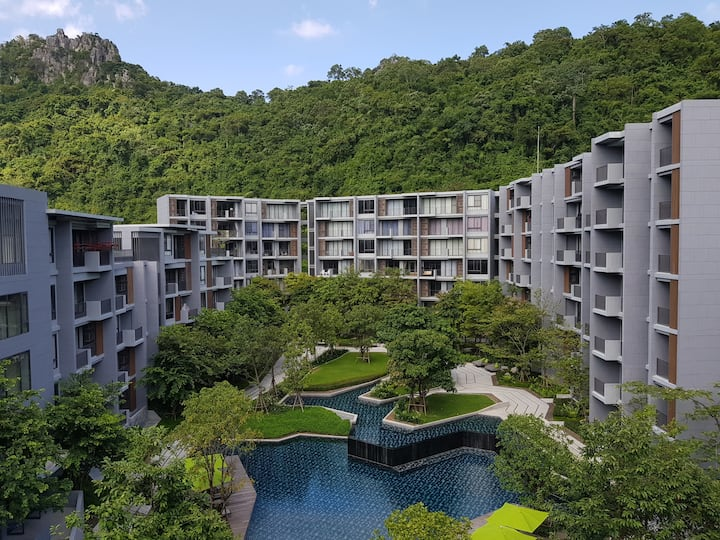 3 BR Condo - The Valley Khao Yai