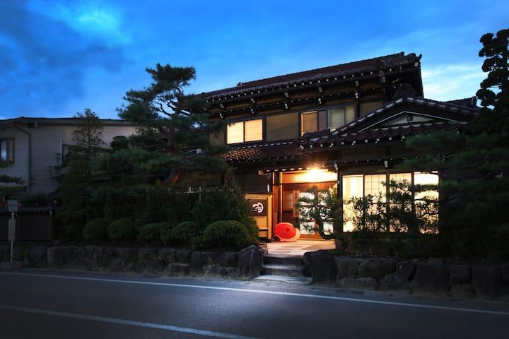 201 Ichinomatsu Japanese Modern Hotel