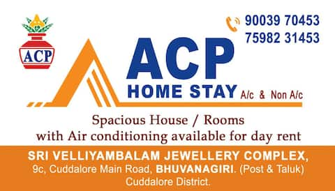 ACP HOME STAY