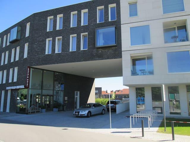 Vakantie Appartement dichtbij Centrum - Oudenaarde - Leilighet