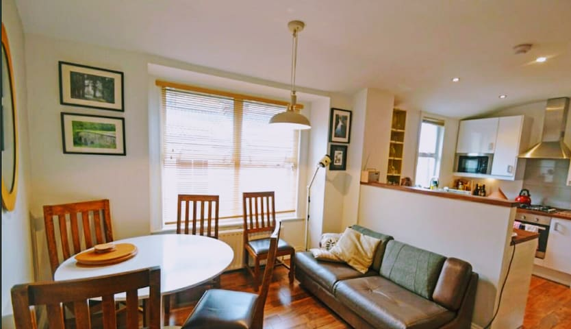 Charming 2 bed Period Appartment - London - Apartmen