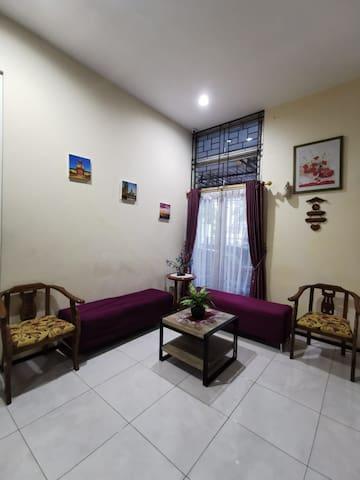 Graha Padma FAVOR homy guest house : ROOM 5