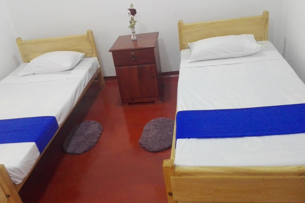 Budget Double or twin room(air conditioned)