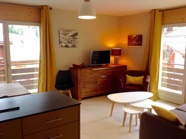 Appartement 3* au Cœur du village de La Clusaz