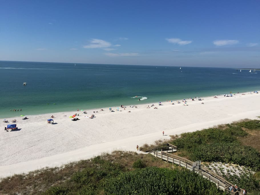 Balcony views, South Beach Marco Island