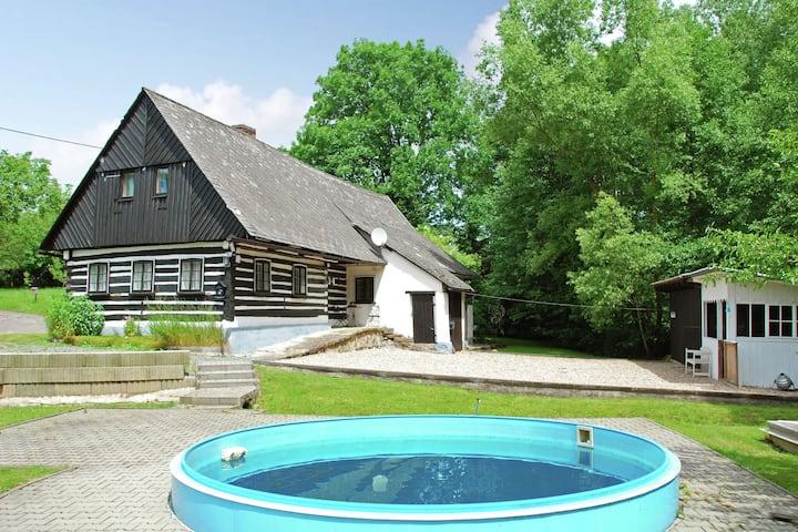 Villa proche domaine de ski de Mezileci, République Tchèque