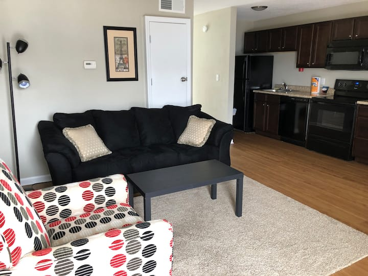 Outstanding 1 bed 1 bath Apt In Central Columbia.