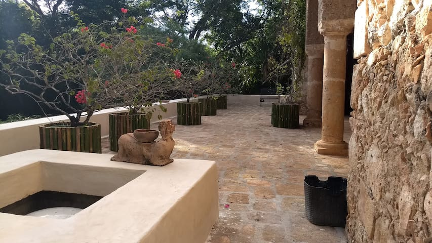 Private Villa close to Uxmal, Muna,Merida, Ticul