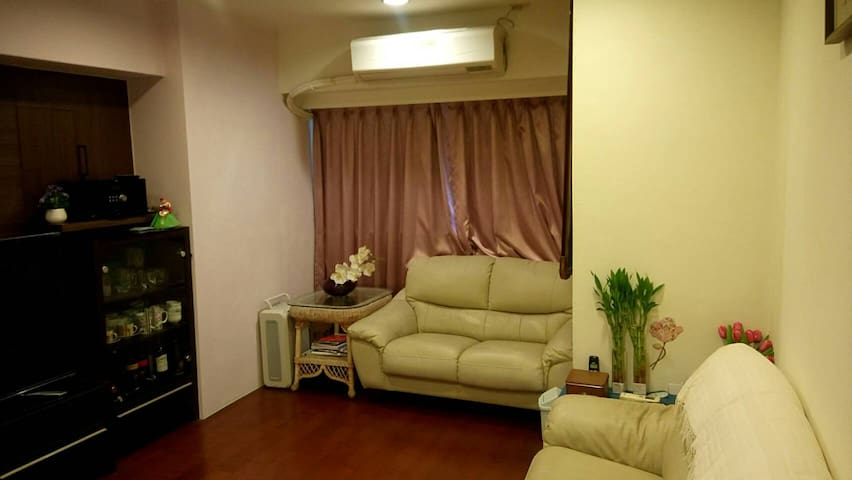 Comfy, spacious, host up to12 people - Tucheng District - Apartmen