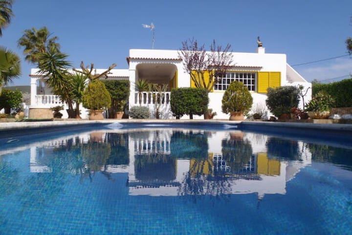 Wonderful cottage San Carlos - Sant Carles - Casa