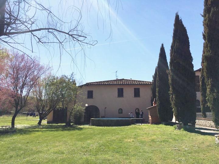 Villa Pancrazzi - Near CHIANTI