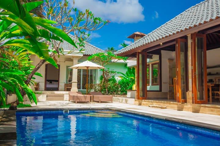 Kuta Pool House Retreat - Bali
