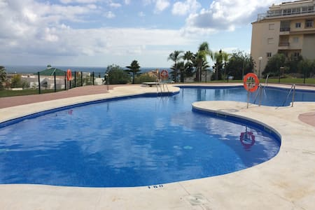 LOVELY APT NEAR THE SEA AND GOLF - La cala de Mijas