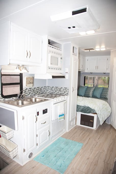 This TINY HOME really makes you questions...how much space do I really need?