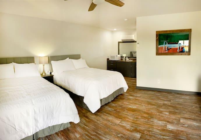 Historic Fink Motel #204  - Near Lake Texoma