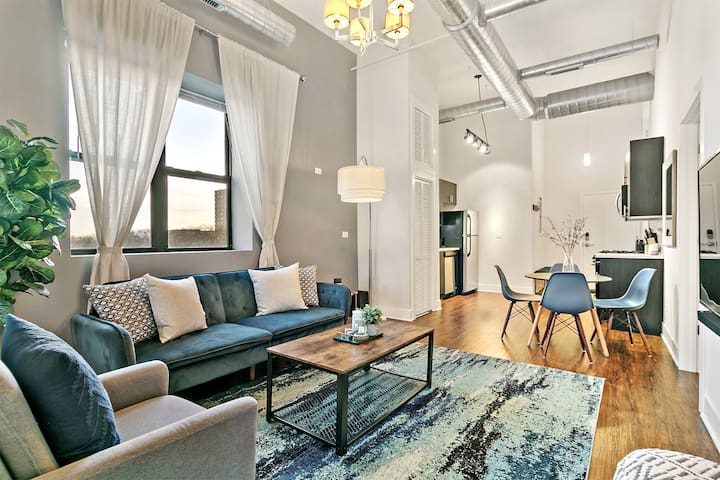 ❤️ 20% Discount! New Convenient 3BR in South Loop!