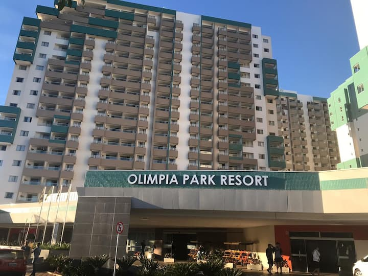 Apartamento em  Olimpia Park Resort Enjoy