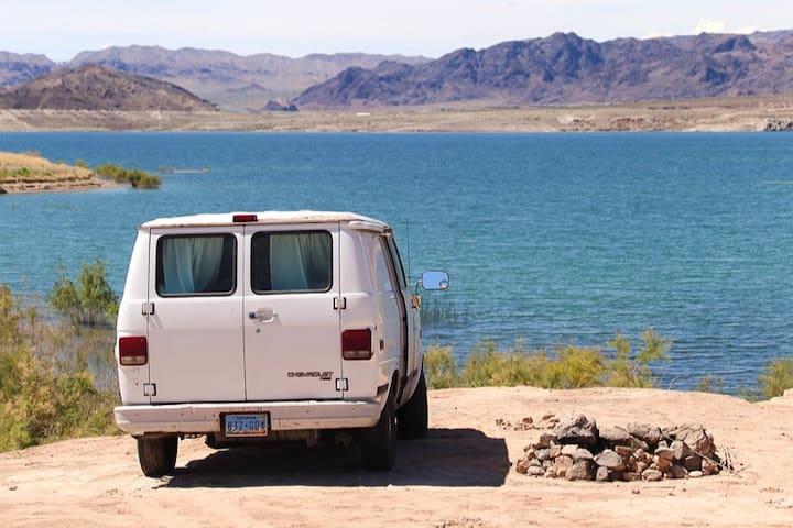 Experience Van Life - Converted Hippie Van