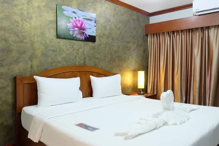 Cozy Warm Room nearly Kata beach - 10 minutes walk