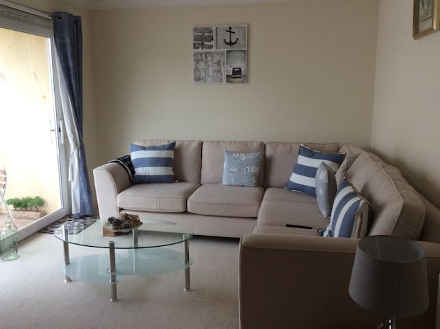 Shells - Sidmouth - Appartement