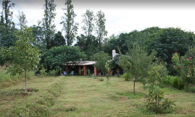 Casa entre Cerros