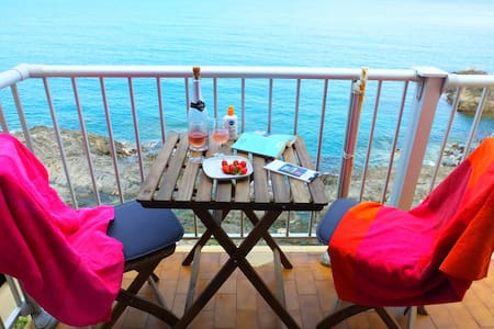 Collioure Sea Front Apartment with Parking - Falco