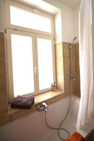 two room apartment Hamburg/Ottensen