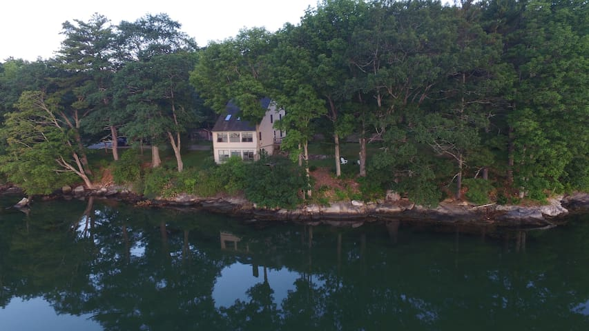 Great Salt Bay Waterfront Home