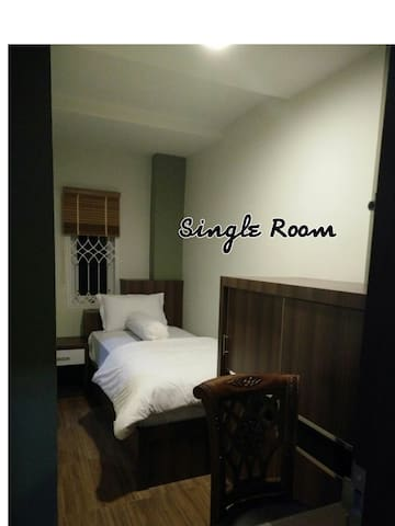 Single Room at LEWI's