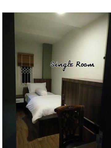 Single Room at LEWI's